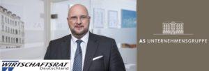Andreas Schrobback in die Bundesfachkommission des Wirtschaftsrates Deutschland der CDU berufen