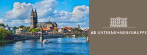 AS UNTERNEHMENSGRUPPE Holding kauft weitere knapp 100 Wohnungen in Magdeburg